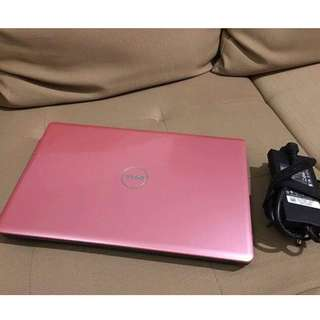 Dell inspiron 1564 pink laptop