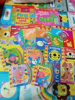 青林小瓢蟲幼幼英文腦力開發親子互動書寶寶書黑板書認字書 圖畫字典 貼紙書無布書觸摸書洗澡書點讀筆