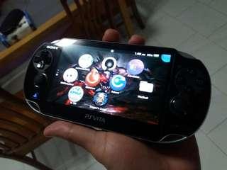 Ps Vita firmware 3.60 henkaku mod ready