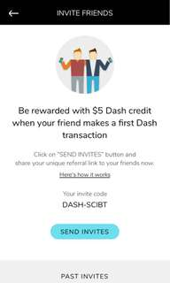 Get $5 when you sign up using my reference id