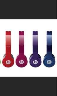 🚚 Beats 藍芽耳機