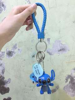 Stitch keychain love you