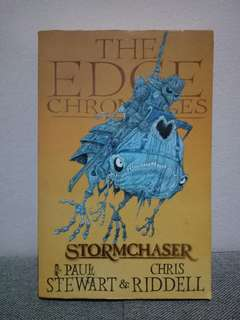 The Edge Chronicles: Stormchaser