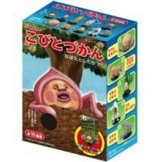 獵奇 醜怪 絕版 醜比頭 屁桃 日本盒玩 一套十款 kabaya (非轉蛋 扭蛋 食玩