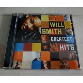 Will Smith CD Greatest Hits
