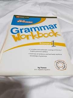Grammar Workbook Primary 1