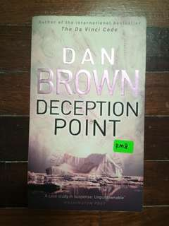 Deception Point -Dan Brown