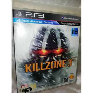PS3 game - Killzone 3