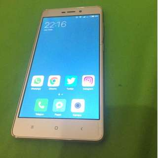 Xiaomi redmi 3 pro 3/32gb