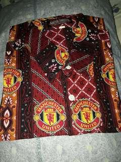 Batik motif  MU