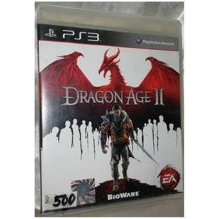 PS3 game - Dragon Age II