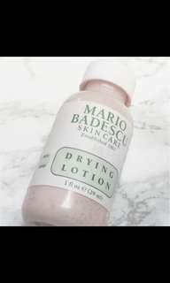 Instock!! Full size Mario badescu drying lotion 29ml