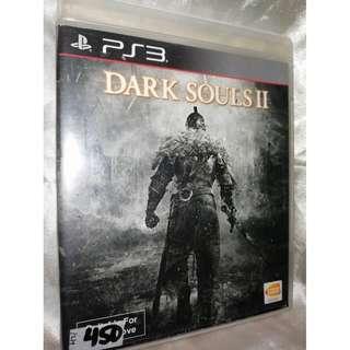 PS3 game - Dark Souls II
