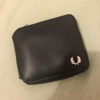 Fred Perry Wallet 銀包