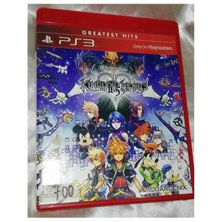 PS3 Game - Kingdom Hearts HD2.5 Remix