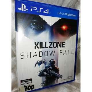 PS4 game - Killzone Shadow Fall