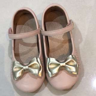 🚚 Little Garden 小女童公主跟鞋(鞋底約16公分)