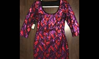 BNWT Guess Marciano Dress
