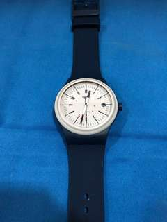 Selling Swatch watch (SUTN-400) Navy