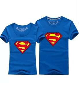 Superman T-shirt Size:M