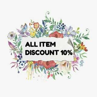 Discount 10%
