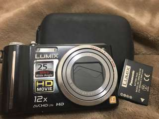 🚚 panasonic Lumix DMC-ZS3