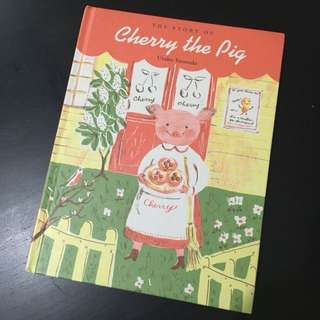The Story of Cherry the Pig by Utako Yamada