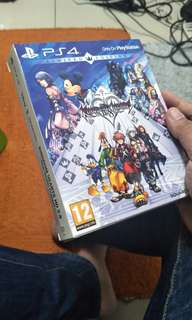 Ps4 Kingdom Heart 2.8 limited editions