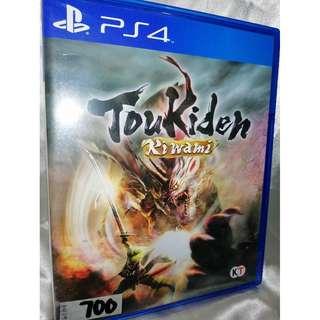 PS4 game - Toukiden Kiwami