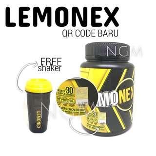 Lemonex NEW QR CODE