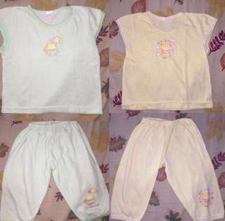 Baby Clothes 0-6mos