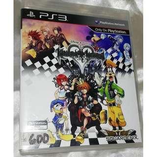 PS3 game - Kingdom Hearts HD 1.5 Remix