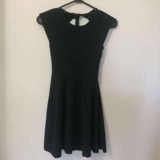 Black Dress Talula Aritzia