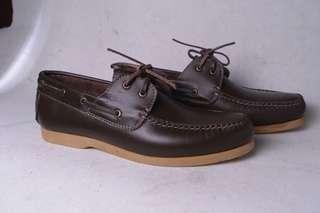 Sepatu Family Bunut shoes reguler cokelat