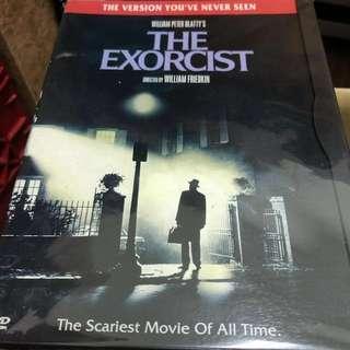一跟二 大法師The Exorcist 紙盒版 (臺灣三區/中文字幕)