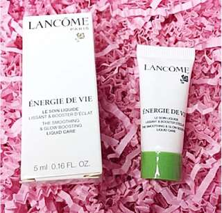 Lancome The Smoothing & Glow Boosting Liquid Care Liquid Face Care