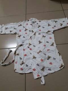薄款日式嬰兒外套