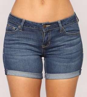 Fashion Nova Shorts: *BRAND NEW* Size 1