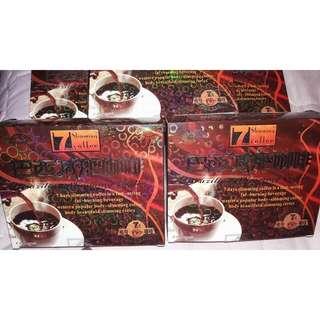 🍓Brazillian Slimming Coffee 7 days challenge brazilian