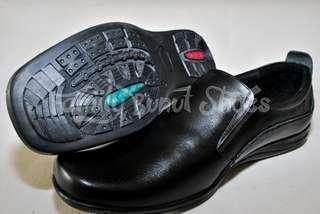 Sepatu santai Sorong polos Family Bunut Shoes