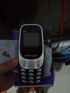 Abisn stok hp Maxtron 3310