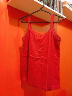 Red Cami top