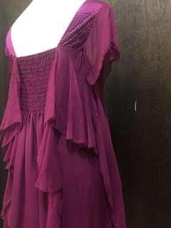 Fuschia Stella Mccartney Dress Size S