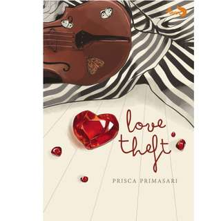 Ebook Love Theft - Prisca Primasari