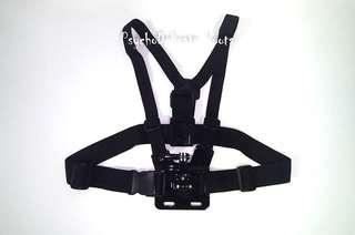 Chest strap for Gopro Hero/SJCAM 4000/5000/SJ6/7 Sport Action Camera