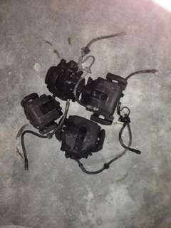 BMW E46 330 DISC BRAKE FRONT & REAR