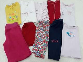 Baby clothes for little girl