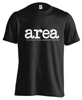 Area International Unisex Design Shirt T-Shirt Tee