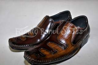 Sepatu kantor Family Bunut Shoes