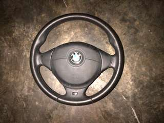 BMW E36 M3 STEERING WHEEL WITH AIRBAG